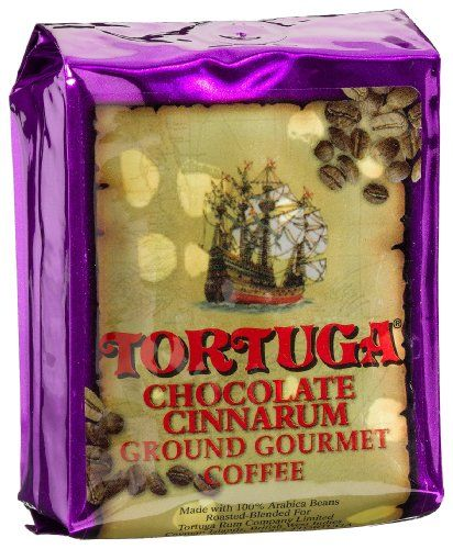 Tortuga Chocolate Cinnarum Gourmet Ground Coffee, 8-Ounce Bags (Pack of 4) Tortuga,http://www.amazon.com/dp/B0029NA2WW/ref=cm_sw_r_pi_dp_41GZsb14QDWD1YKB