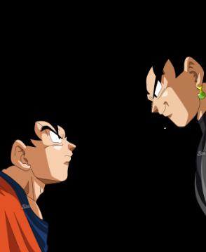 DBZ x Reader - Yandere!Goku x male!reader x Yandere!Black- 2 part