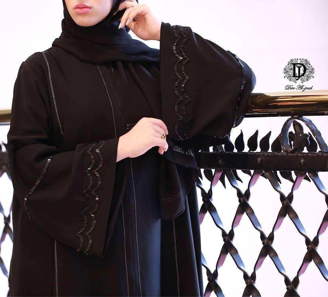 202 Likes 5 Comments Subhan Abayas Subhanabayas On Instagram Repost Daraljoudabayas With Abaya Fashion Black Abaya Designs Hijab Fashion Inspiration
