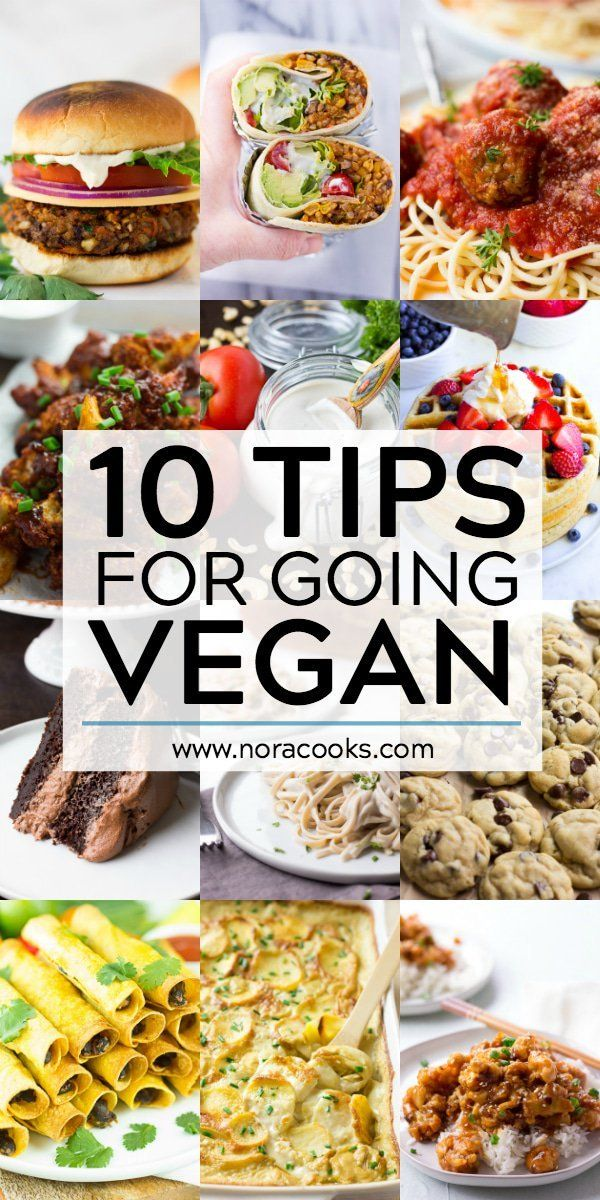 10 Tips For Going Vegan Nora Cooks Nora Cooks Recipes In