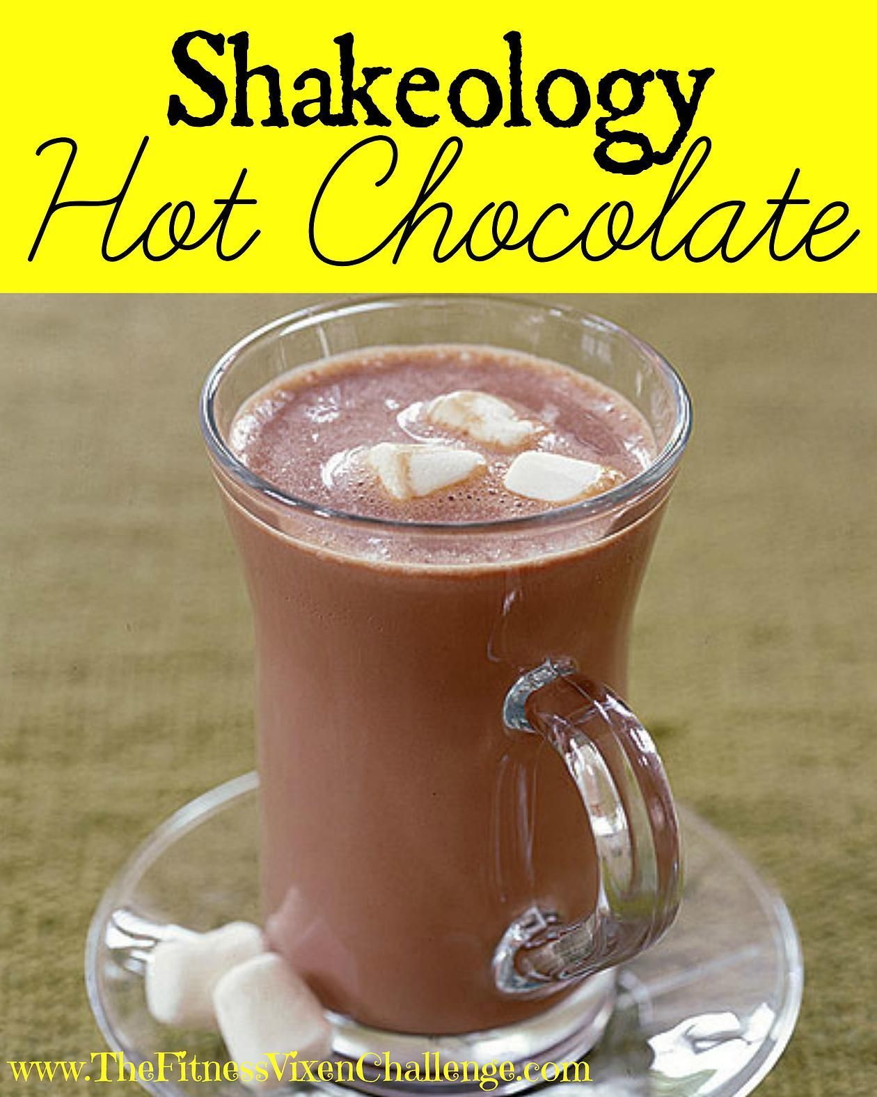 TheFitnessVixenChallenge.com | Shakeology Hot Chocolate | ll 21 ...