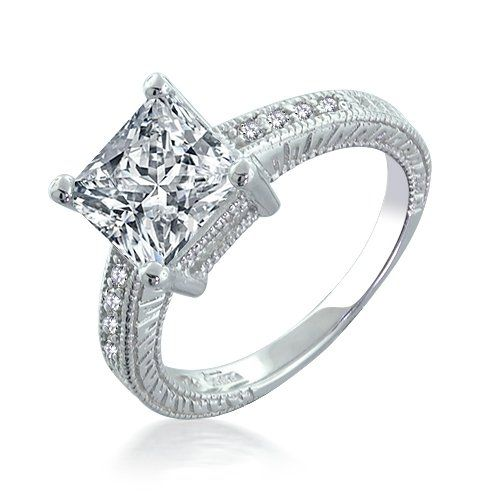 set fine and rings jewellery cut for women band image engagement princess womens diamond avanti ring platinum