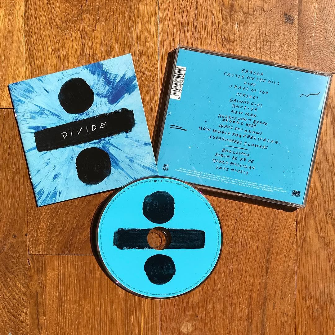 Divide Deluxe Edition By Ed Sheeran A Very Good Album In My