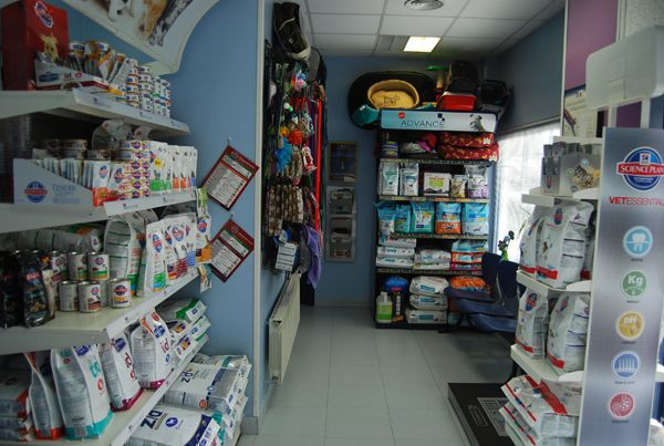 Tienda De Productos Para La Mascota Pet Shop Clinica