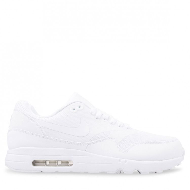 Buy Nike AIR MAX 1 ULTRA 2.0 ESSENTIAL White White Platinum online at Hype  DC. Available in a variety of colours and sizes. Free delivery for orders  over ... 1a470c24da