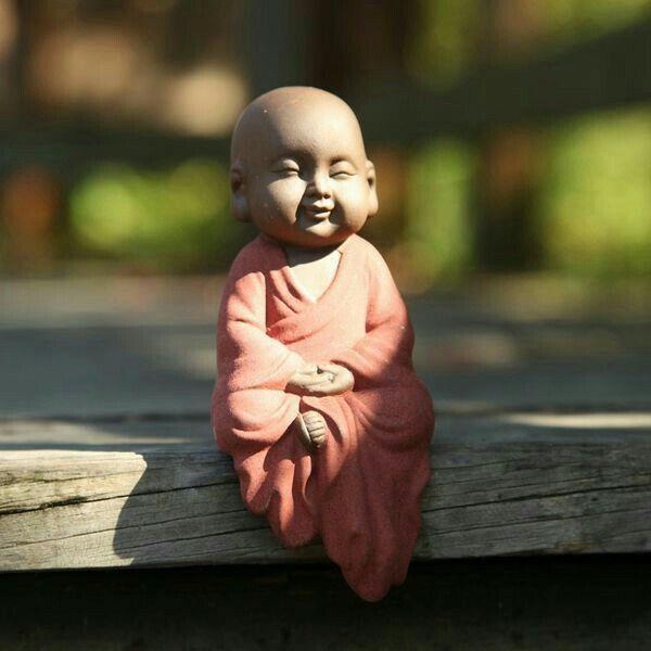 картинка маленький будда