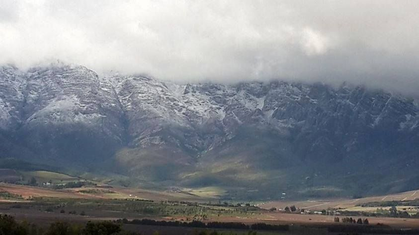Worcester mountains, Bainskloof view! (Carina Cohen)