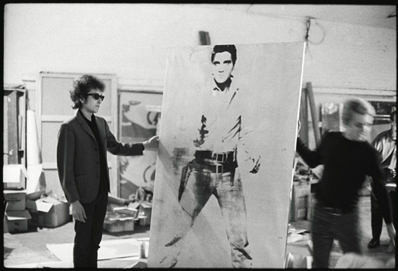 Image result for andy warhol printing