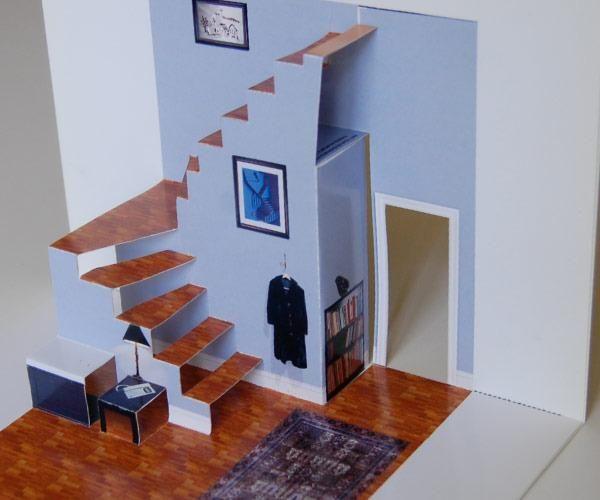 pop up paper house - Google keresés | craft/DIY | Pinterest | House ...