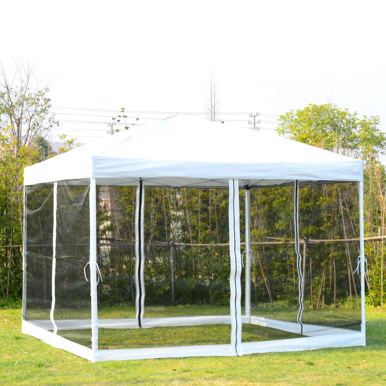 Sears Com Outdoor Gazebo Canopy Tent