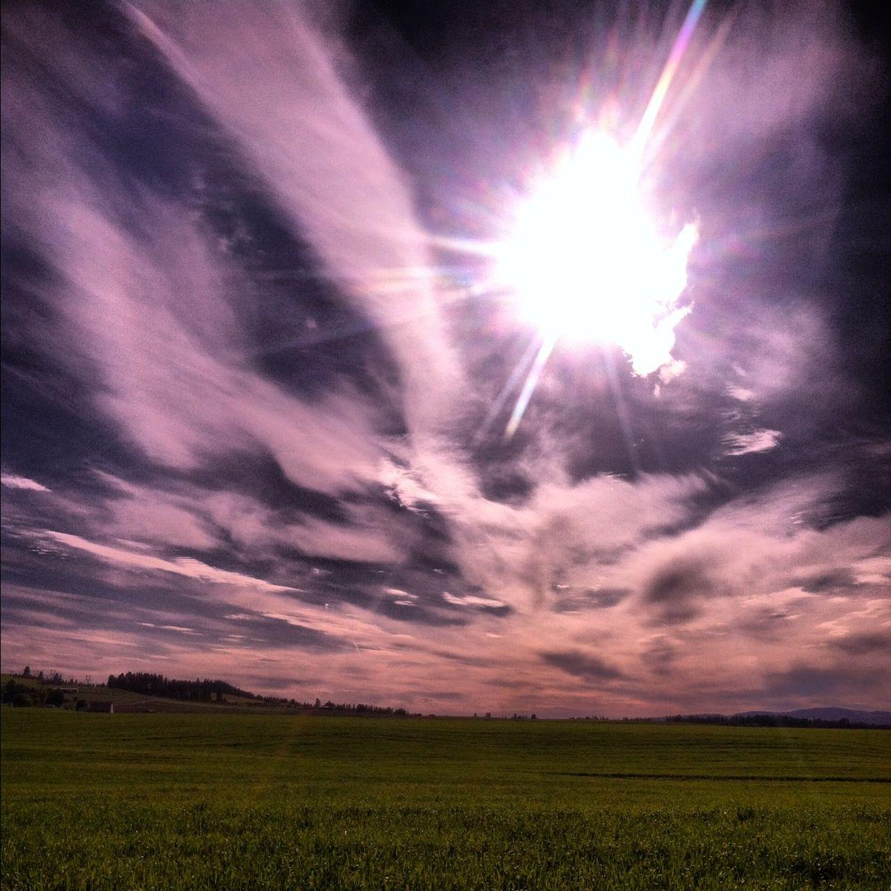 Alto Stratus In North Spokane From Zack Bagdon Photo Pics Night