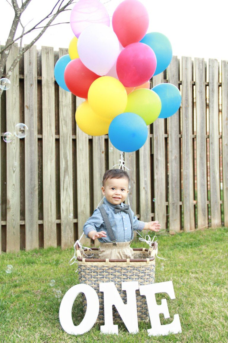 One year old baby photo session! One year old baby