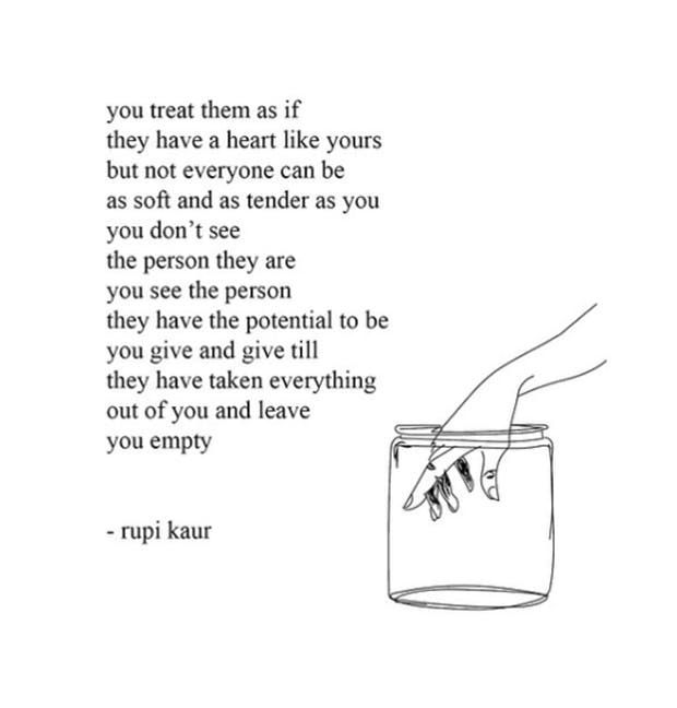14+Rupi+Kaur+Quotes+About+Unrequited+Love+To+Help+Heal+Your+Heart