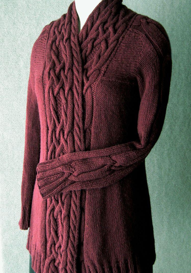 Mia francesca pinterest whittling open front ravelry mia francesca pattern by carol sunday bankloansurffo Choice Image