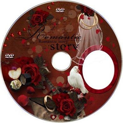 jaquette dvd mariage psd gratuit