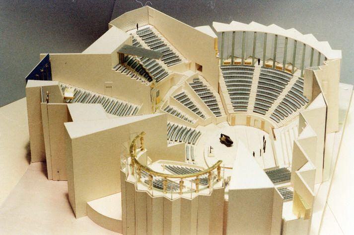 203_Walt Disney Concert Hall / USA / Nations / Architecture / Home - HANS HOLLEIN.COM