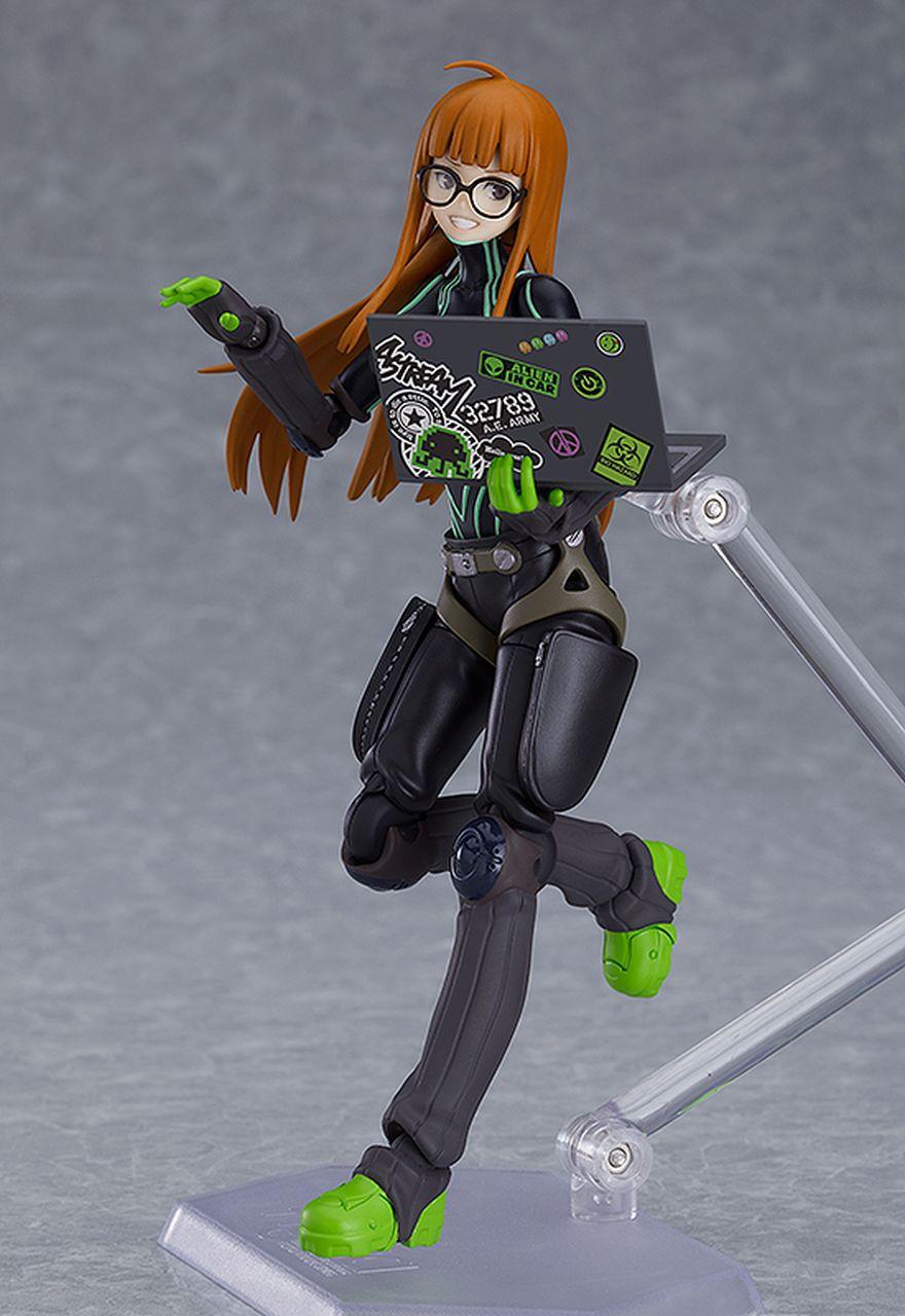 figma Futaba Sakura Action Figure PERSONA5 the Animation MAX Factory