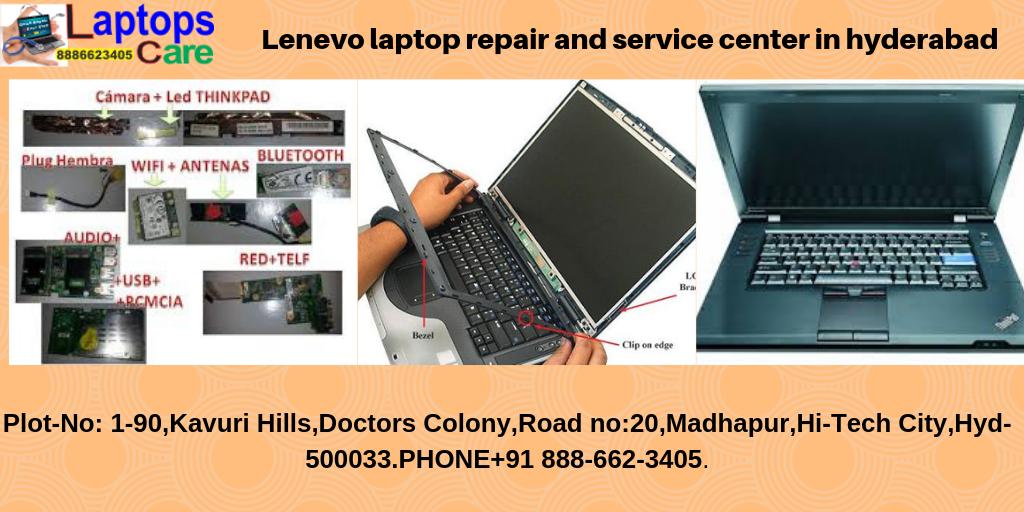 Lenovo laptop Repair & Services in Madhapur, Hyderabad