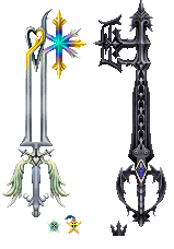 Oathkeeper Oblivion Kingdom Hearts Keyblade Kingdom Hearts Quotes Kingdom Hearts Wiki