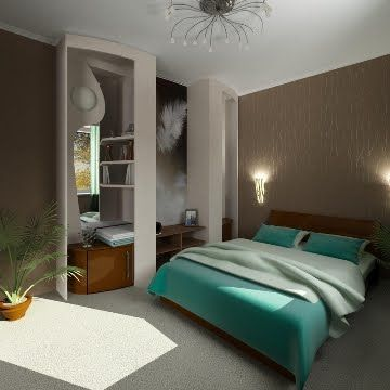 Love The Color Combo Deep Sea Green With Touches Of Beige And Dark Taupe