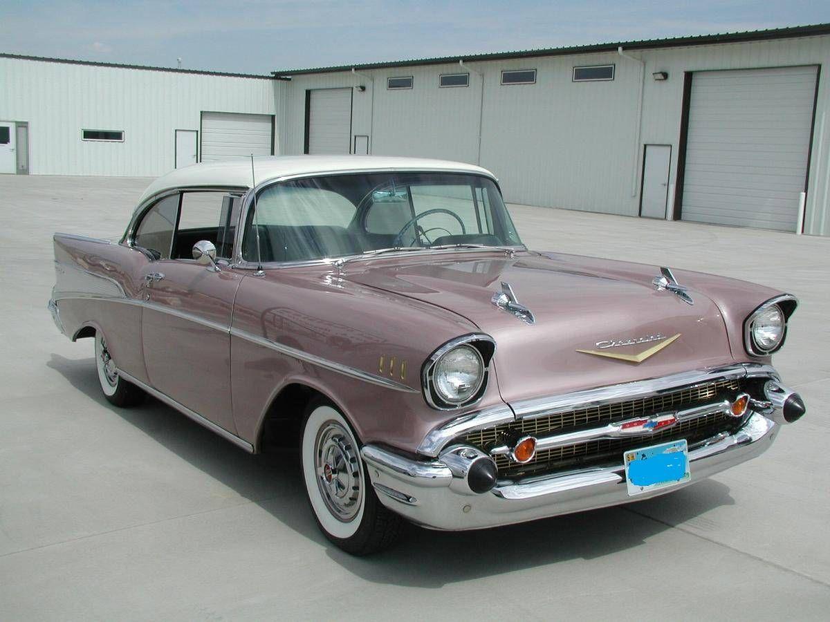 1957 Chevrolet 210 / Hemmings Motor News Classic cars