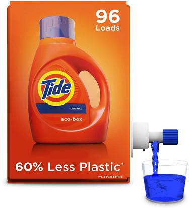 Lowest Price 105 Oz Tide Liquid Laundry Detergent Amazon