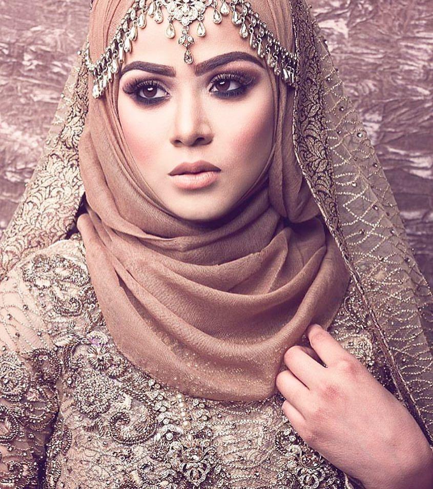 Excelente Vestidos De Boda Islámica Del Reino Unido Inspiración ...
