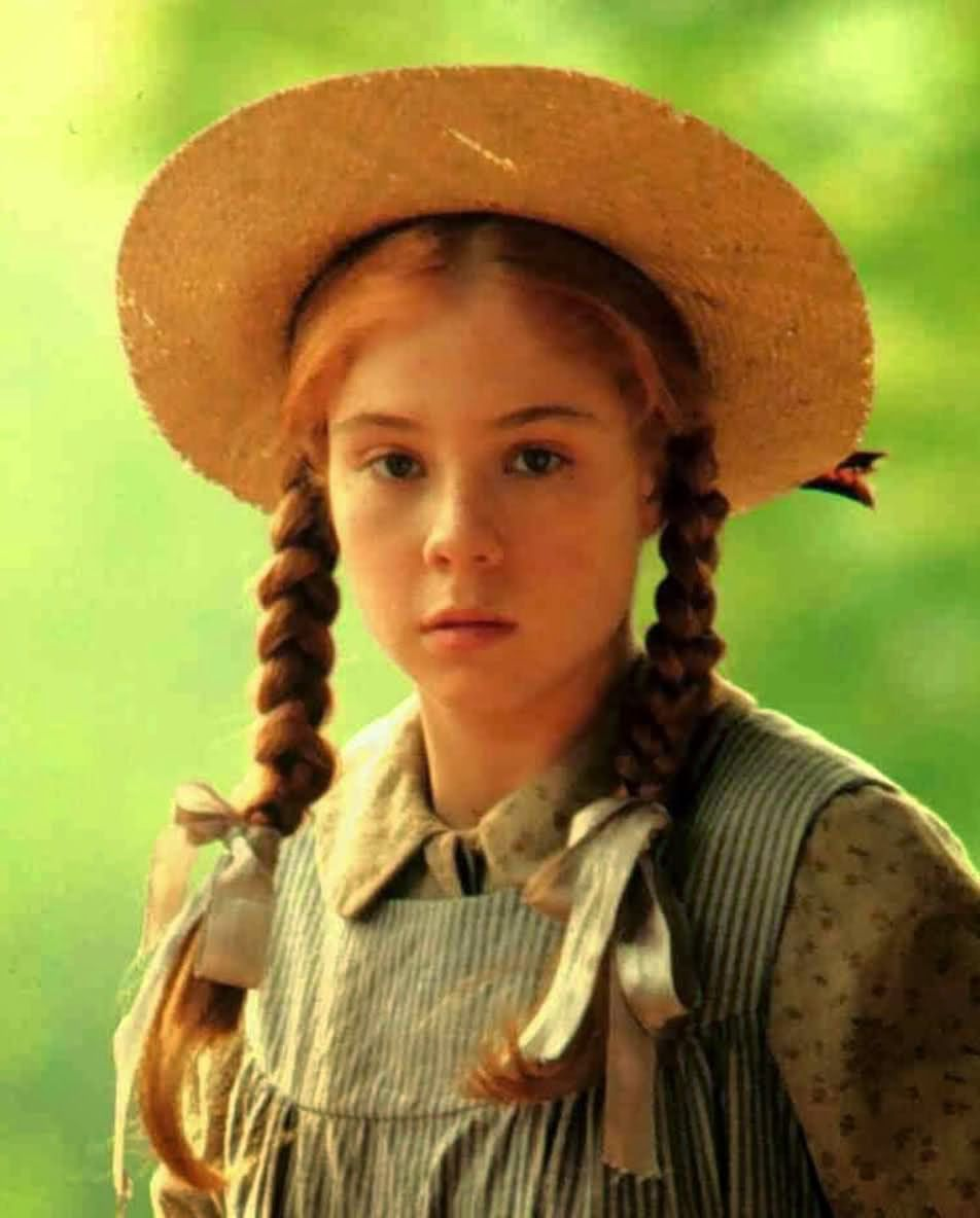 Megan Follows As Anne Shirley Movies And People I Like