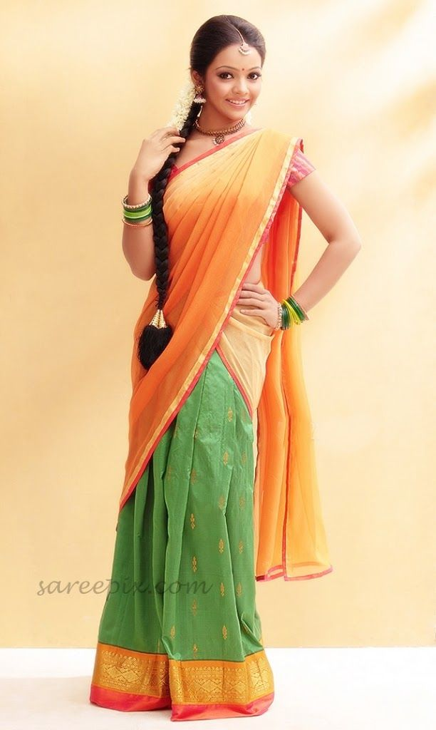940d59c8a Nithya shetty photoshoot in saree