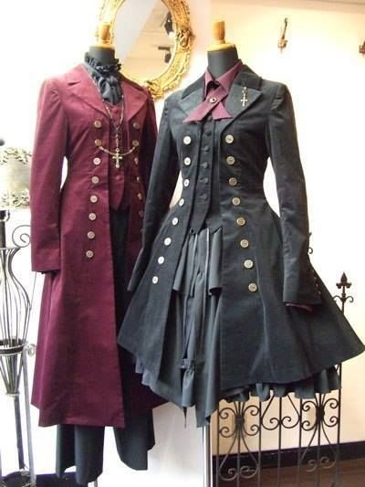 1000+ ideas about Victorian Outfits on Pinterest | Gothic ... | 400 x 533 jpeg 33kB