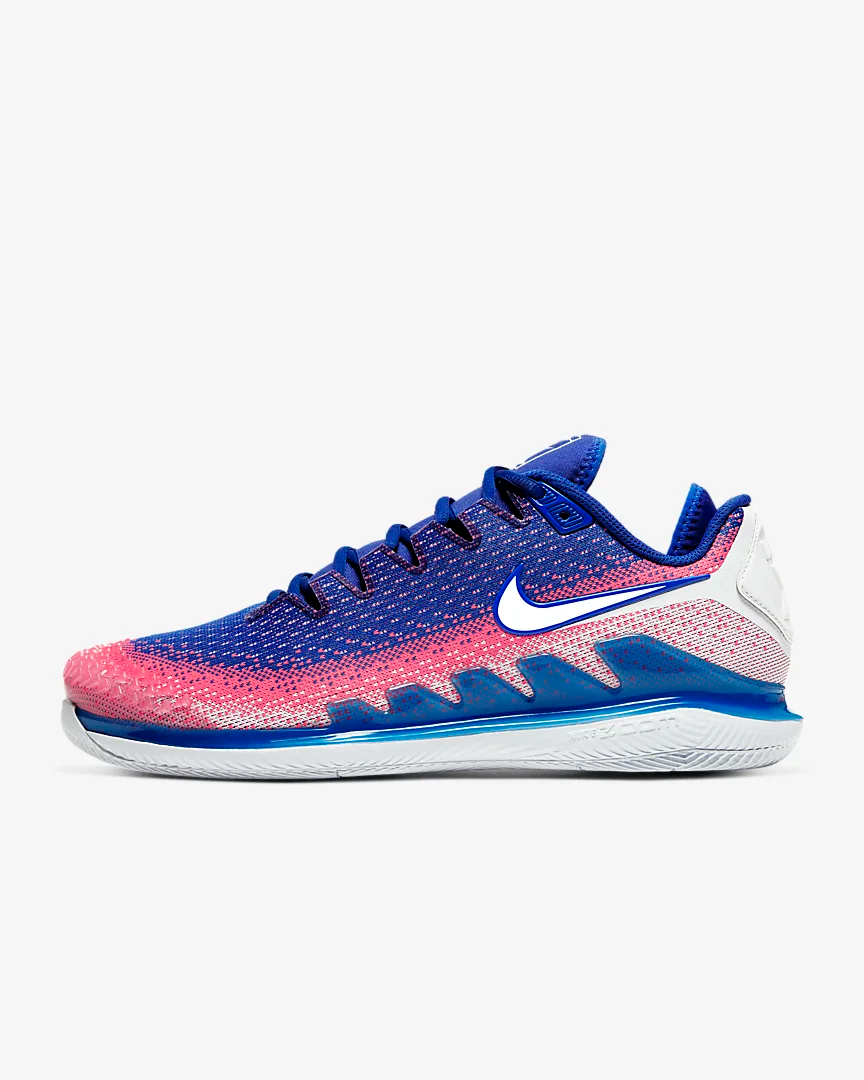 Nikecourt Air Zoom Vapor X Knit Men S Hard Court Tennis Shoe Nike Com Tennis Shoes Air Zoom Knit Men