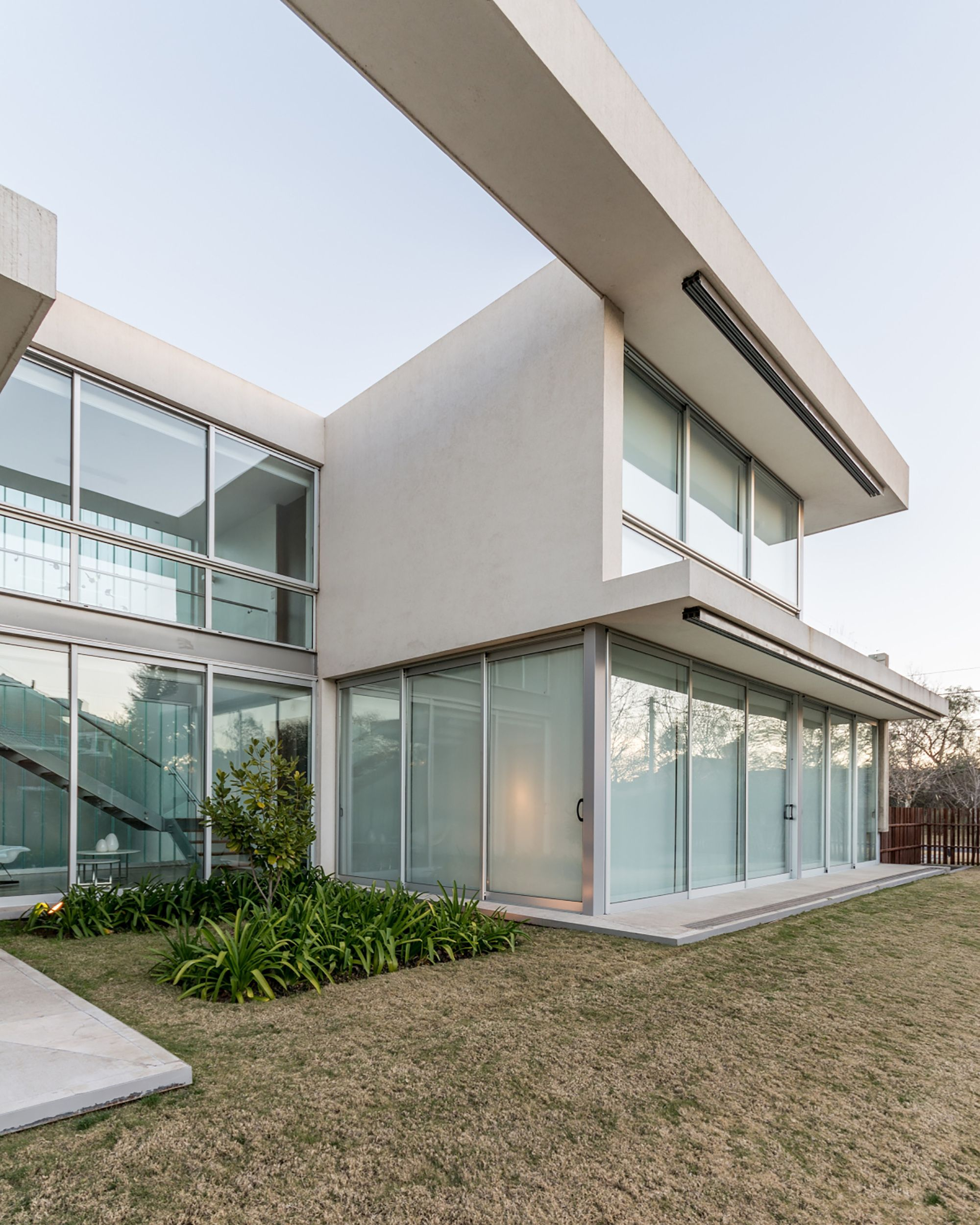 Designed by FWAP Arquitectos and built in Cordoba