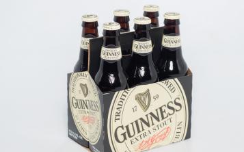 Puerto Rico Recibe A La Cerveza Guinness Guinness Cerveza Guinness Puerto Rico