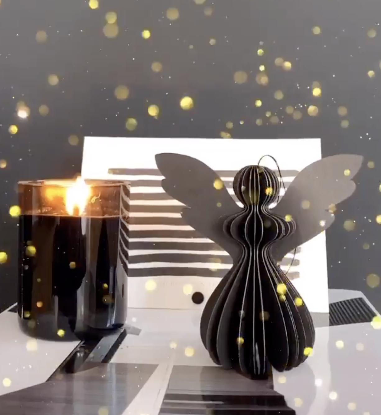 #weihnachtsdeko #homesweethome #mostwonderfultimeoftheyear #weihnachten #weihnachtsdeko #engel #wiwaconcept