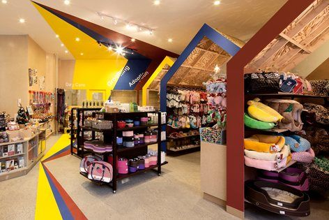 Pets Carnival Is A Celebration Of The Joy And Playfulness That Comes With Being A Pet Owner The Concept Is To Ini Pet Store Design Design Shop Interior Design