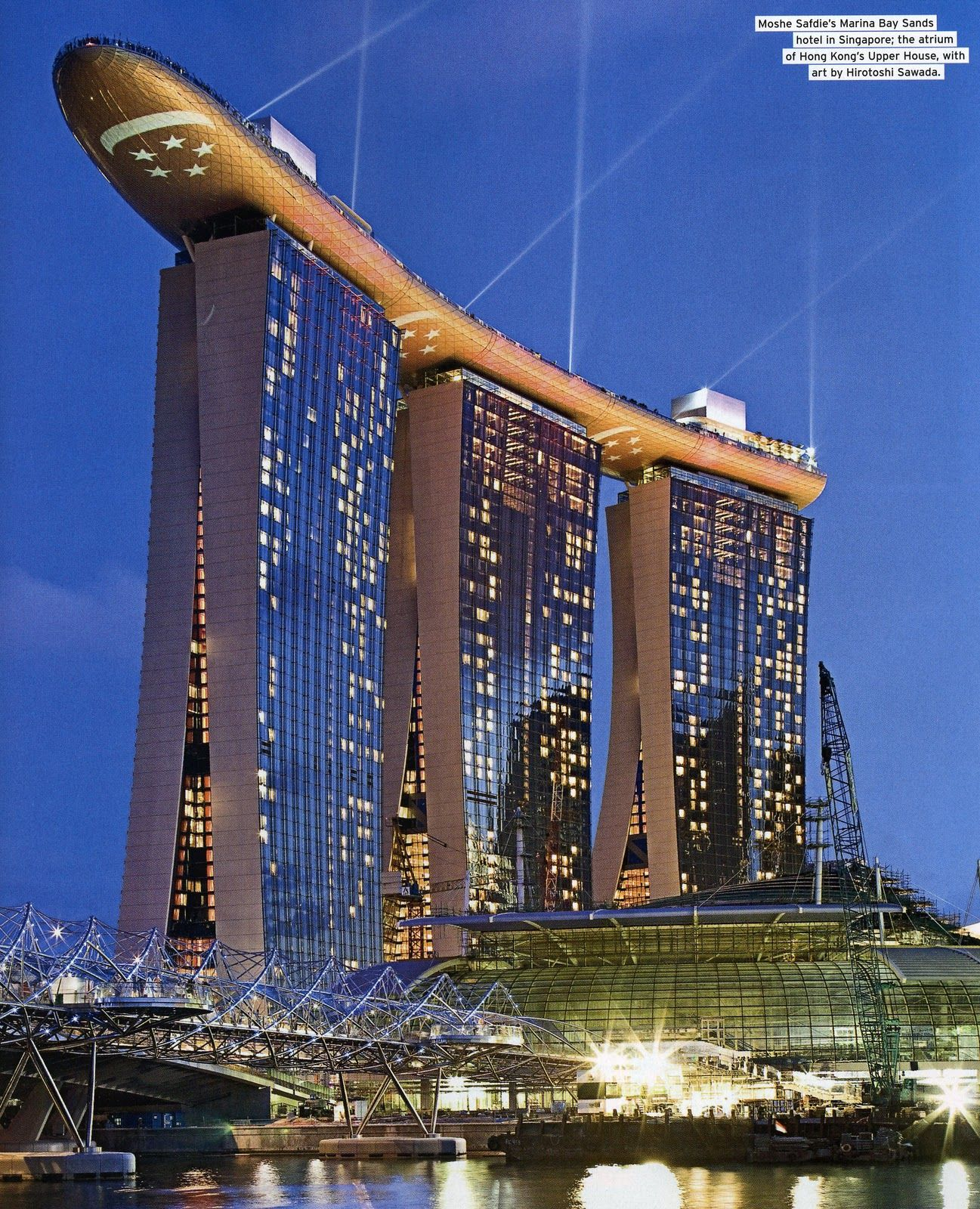 This Is A Real Building In ShanghaiIts A Cruise Ship On Top Of - Rocking cruise ship