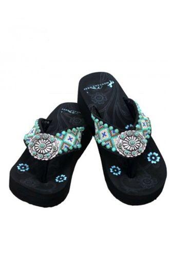 163b36532f2b60 Aztec Collection Flip Flops  39.99  SouthernFriedChics