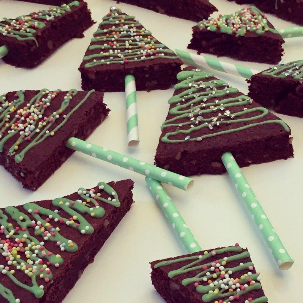 Photo of Tannenbaum Brownies – lecker-macht-süchtig