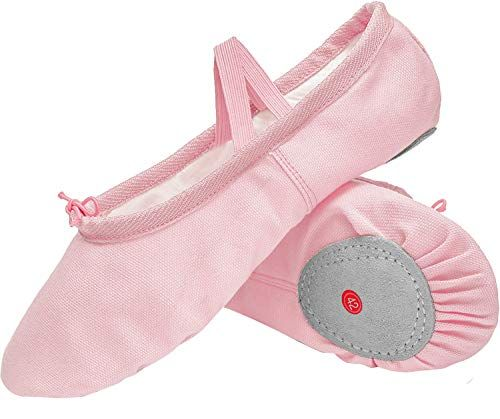 3ad8f5387b38 Discounted L-RUN Girls'/Women's Canvas Ballet Dance Shoes/Ballet Shipper/Yoga  Shoe #Apparel #L-RUN ...