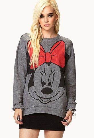 Minnie Mouse Sweater/Sweatshirt