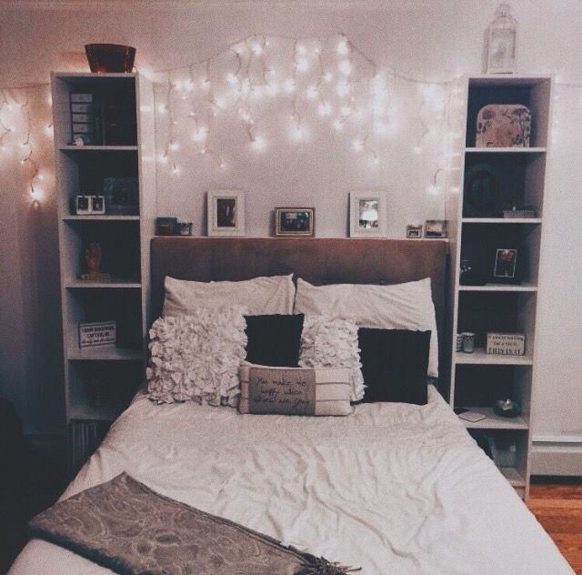 Like The Book Cases Next To Bed. Adult Bedroom IdeasYoung ...