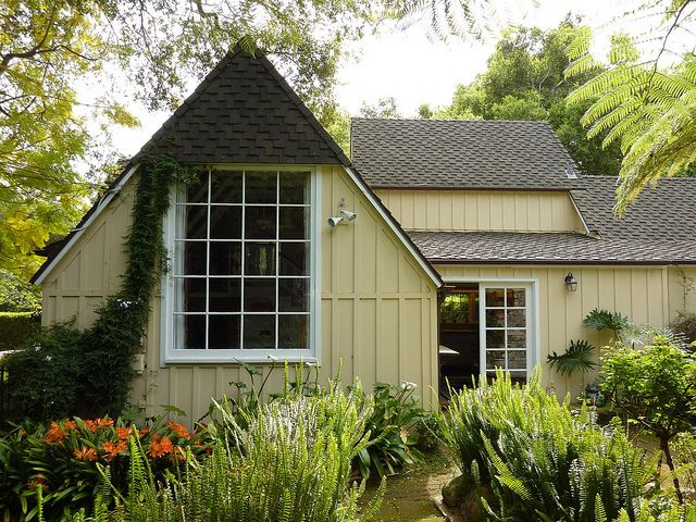 Moody Sister Cottage Montecito Small House Plans Small House House Plans