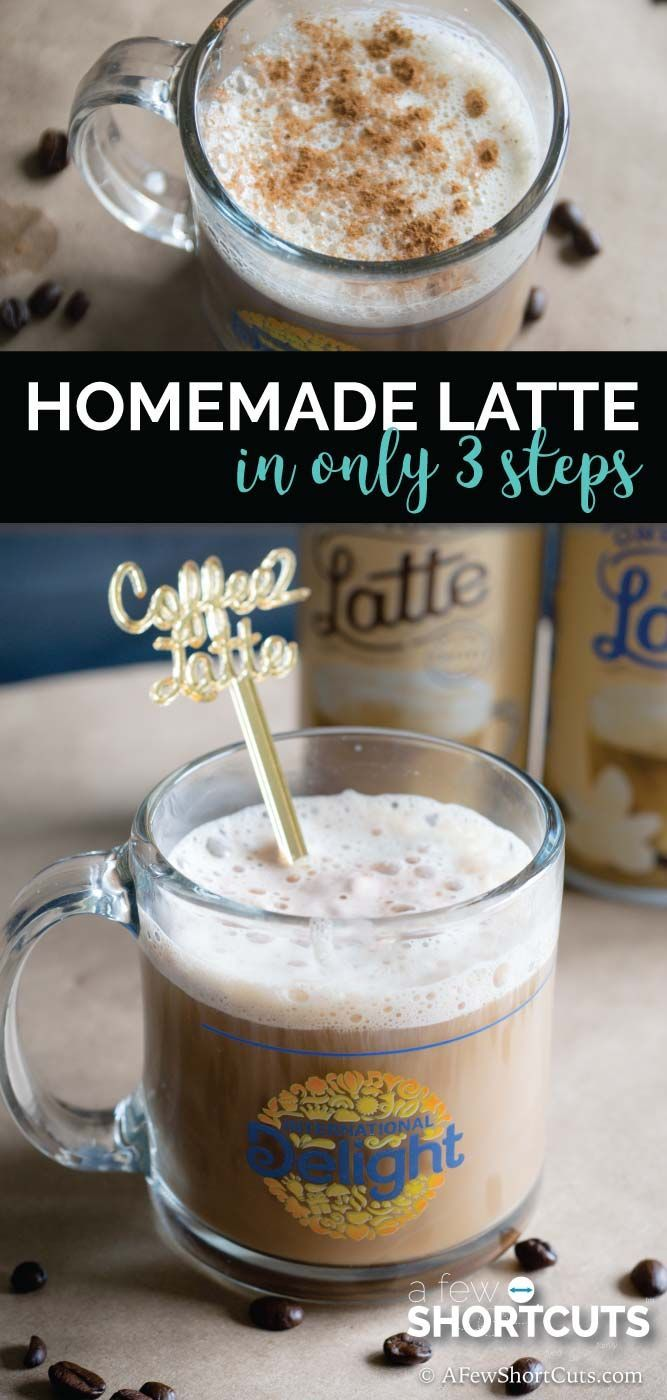 Delicious Homemade Latte In Only 3 Steps Expensive