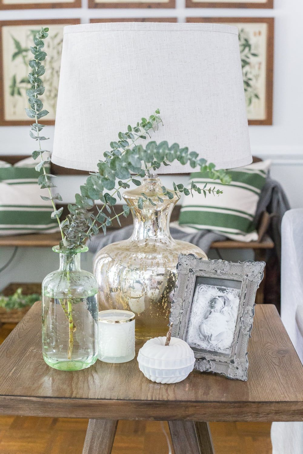 ways to stretch your existing home decor for fall decorating
