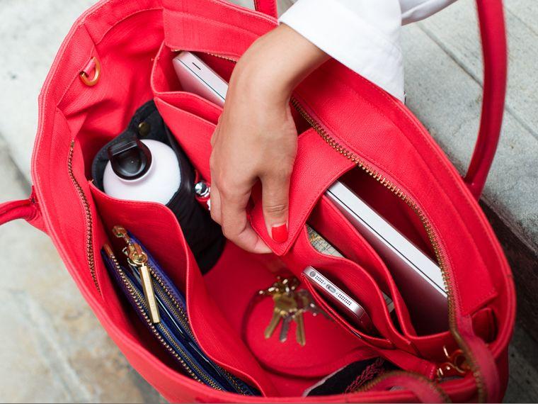 Style Organization All In One Handbag