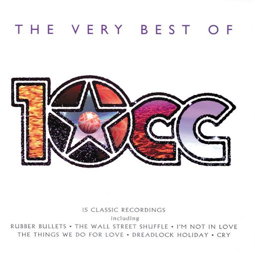 I M Not In Love 10cc Silly Love Art For Art Sake Album Covers