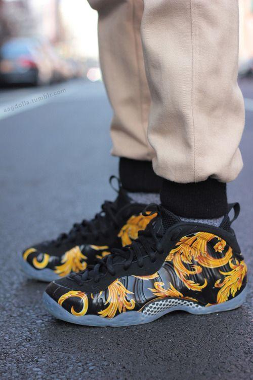 Supreme x Nike Foamposite · Nike Air Max ShoesCheap ...