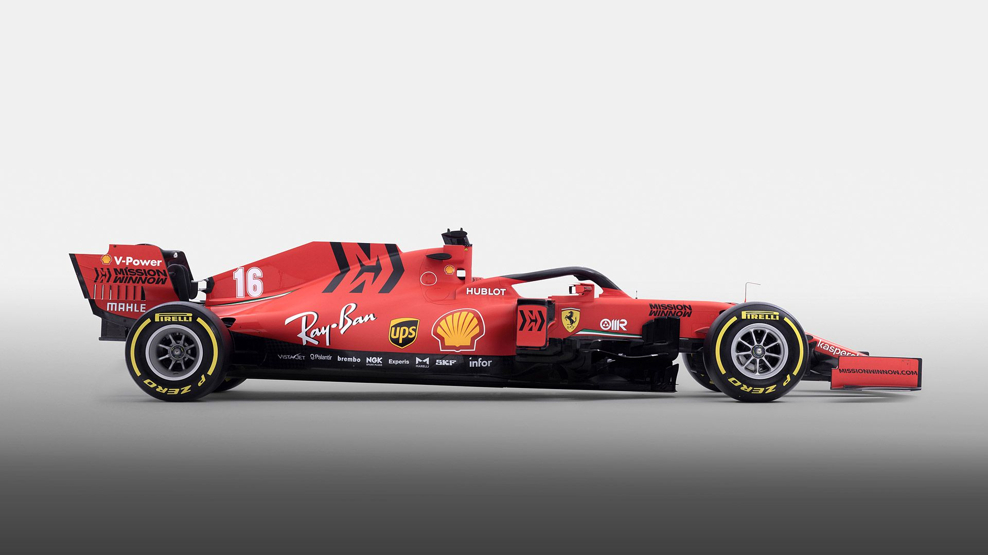 2020 Ferrari Sf1000 In 2020 Ferrari Formula 1 Car