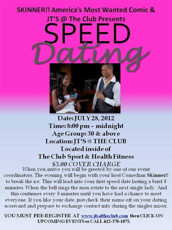 Speed-Dating johnstown pa
