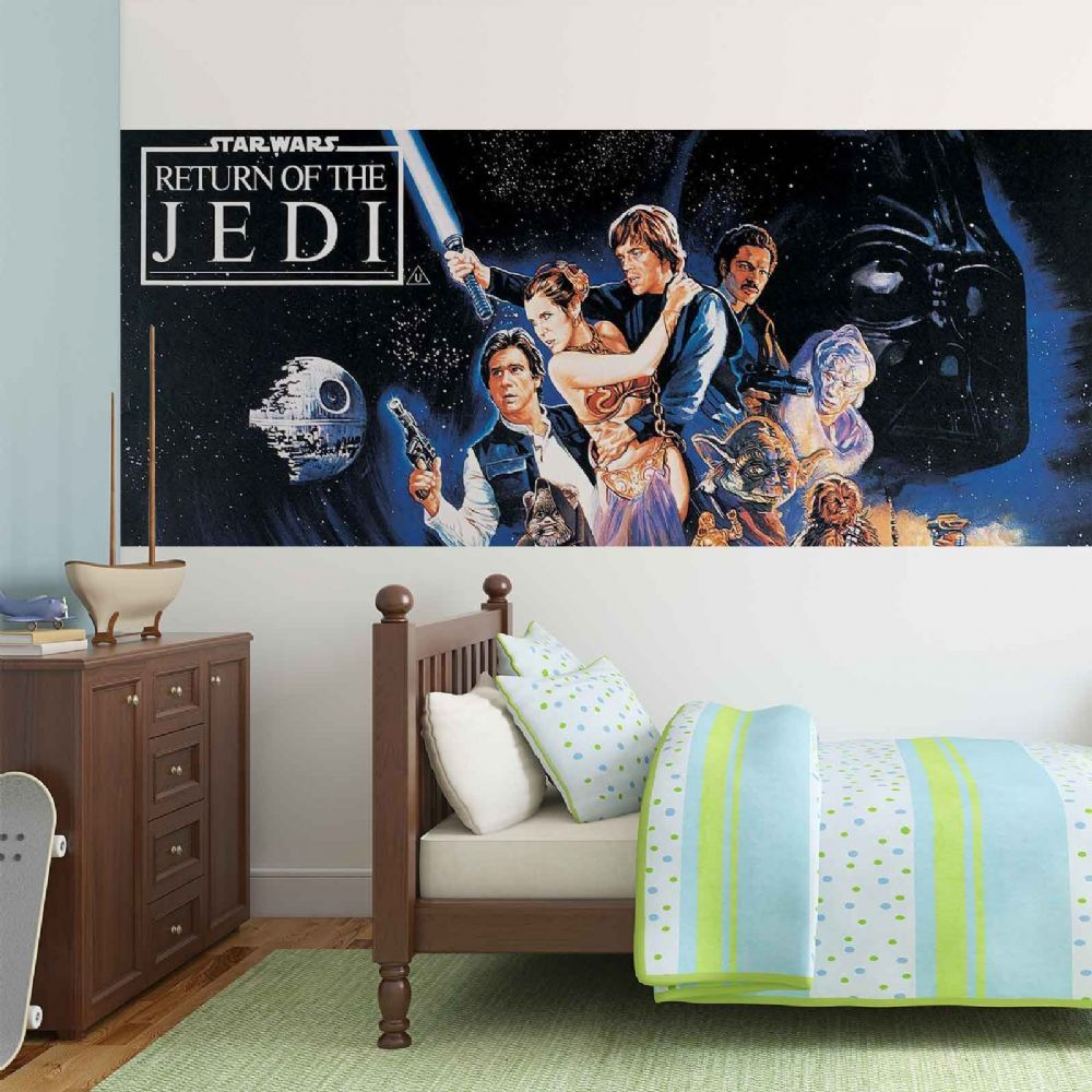 let your child live the magic with our stunning range of star wars